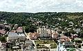 Вид на комплекс колегіуму чину єзуїтів у Кременці із гори Бона.jpg