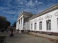 Вул. Героїв Чорнобиля, 54, Нікопольський залізничний вокзал.JPG