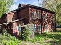 Жилой дом, ул. Дерендяева, 61а. Вид со двора.jpg