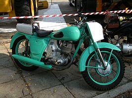 иж 54 фото года 57 мотоцикл