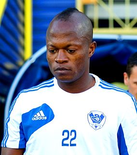 Mulumba Mukendi Democratic Republic of the Congo footballer