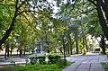 Пам'ятник письменнику М. В. Гоголю, Ніжин.JPG