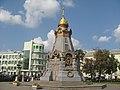 Памятник героям Плевны, пл. Ильинские Ворота02.jpg