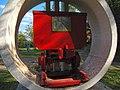 Пам'ятний знак на честь видобутку 150 млн. тон руди.JPG