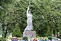 Переорки, Пам'ятник 74 воїнам–односельчанам загиблим на фронтах ВВВ, в центрі села.jpg