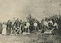 Селяни копають могилу Шевченкові в Каневі.jpg