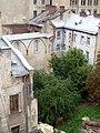 Сквер на місці руїн синагоги на вул. Староєврейській (01).jpg
