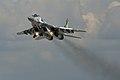 Січневе небо Прикарпаття гартує військових авіаторів (24836639387).jpg
