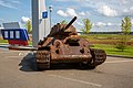 Т-34-76, производства 1942 г. Парк Патриот. 2019-07-18 16-02-15.jpg