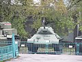 Т-34. Центральный музей Вооруженных сил. Москва. Октябрь 2015 - panoramio.jpg