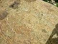 Узор из лунок на крыше составного дольмена горы Нексис.jpg