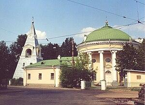 Nikolay Lvov - Trinity Church, Saint Petersburg