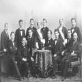 אגודת הסטודנטים היהודיים בלייפציג - תצלום החברים ( 1899) באמצע ( במדים) - י. -PHG-1016402.png