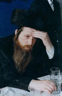 רבי ישראל אליעזר אדלר בצעירותו