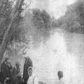 טיול קבוצתי של ציונים בגרמניה לארץ ישראל ב- 1913. הירדן (Jordan). צלם אלברט בר-PHAL-1619647.png