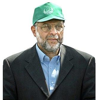 Abdel Aziz al-Rantisi - Image: عبد العزيز الرنتيسي