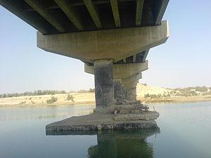 Mond River - Image: پل رودخانه مند