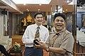 วันคล้ายวันเกิดนายกรัฐมนตรี ณ พรรคประชาธิปัตย์ วันอัง - Flickr - Abhisit Vejjajiva (2).jpg
