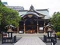 六郷神社拝殿 東京都大田区にて 2012.9.22 - panoramio (1).jpg