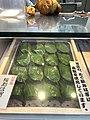 当店の、めで鯛おはぎは 赤飯を使用しています。 桜おはぎ (27980835859).jpg