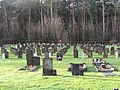 -2020-12-28 Royal British Legion Halsey House Burial plot for Ex-Servicemen, New Cromer town cemetery, Holt Road, Cromer, Norfolk (1).JPG