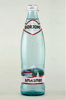 Image illustrative de l'article Borjomi (eau minérale)