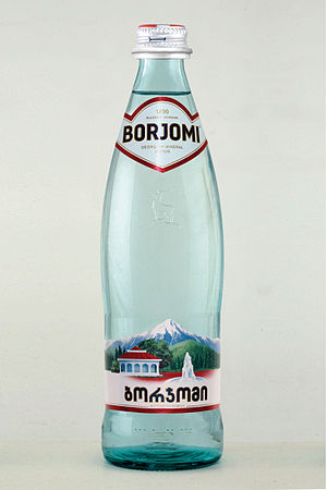 Borjomi (water)