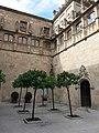 023 Generalitat de Catalunya, pati dels Tarongers.JPG