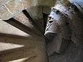 070 Seu Vella de Lleida, escala de cargol del campanar.jpg