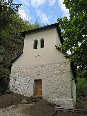 Kovilje monastery - Image: 08 Manastir Kovilje 02