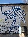 103 Blancs, mural de Pau Sampera al c. Anníbal (Granollers).jpg