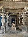 11th century Panchalingeshwara temples group, Kalyani Chalukya, Sedam Karnataka India - 7.jpg