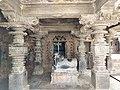 11th century Panchalingeshwara temples group, Kalyani Chalukya, Sedam Karnataka India - 96.jpg
