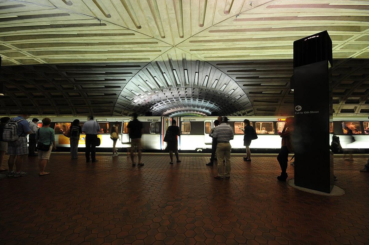 Metro Center Station Wikipedia