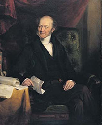Edward Smith-Stanley, 13th Earl of Derby - The 13th Earl of Derby