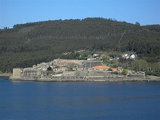 Ferrol Expedition - The Fort of San Felipe