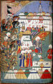 1578-Lala Mustafa Pasha in camp after his Victory at Kars-Nusretname.jpg