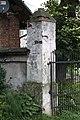 15980 małopolskie gm Michałowice Sieborowice ogrodzenie 1.JPG