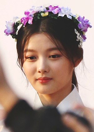 Kim Yoo-jung - At a fan-signing event for Love in the Moonlight, October 2016