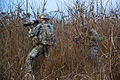 173rd Airborne Brigade day and night patrolling at Longare Complex 150204-A-JM436-124.jpg