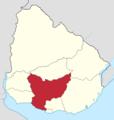 1830 Uruguay San José map.PNG