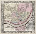 1864 Mitchell Map of Cincinnati. Ohio - Geographicus - Cincinnati-mitchell-1864.jpg