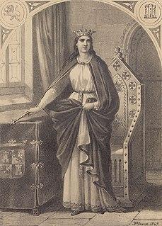 María de Molina Queen consort of Castile and León
