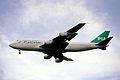 190fn - PIA Pakistan International Airlines Boeing 747-367, AP-BFU@LHR,05.10.2002 - Flickr - Aero Icarus.jpg