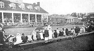 1912 U.S. National Championships – Women's Singles - 1912 U.S. Women's National Championship