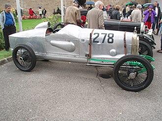 Razor Blade - Image: 1923 Aston Martin Razor Blade team car in Morges 2013 Right