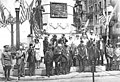 1925 - Civil War Veterans at Soldiers and sailors Monument - Allentown PA.jpg