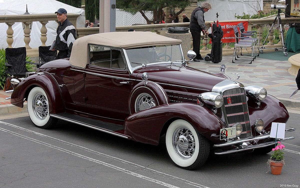 Cadillac through the years photos