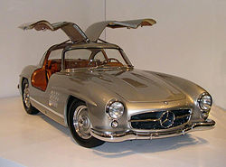 Mercedes-Benz 300 SL Coupé (1955)