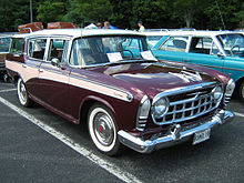 The Compact 1950s Rambler That Became An Intermediate Car In 1960s While Retaining Its Basic Dimensions